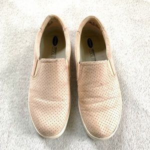 DR. SCHOLL'S Blush Slip-on Sneakers 8.5